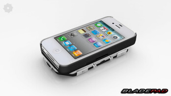 Kickstarter project Bladepad adds physical game controls to your iPhone