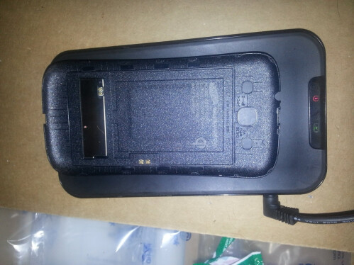 Samsung Galaxy S III wireless charging kit