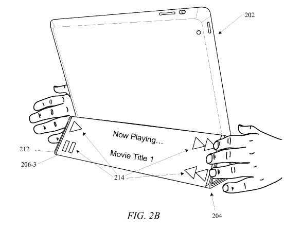 Apple patents a Smart Case with a secondary display