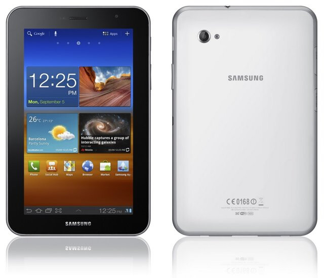 Now getting Android 4.0, the Samsung GALAXY Tab 7.0 Plus - Ice Cream Sandwich comes to Samsung GALAXY Tab 10.1 and 7.0 Plus in the U.K. only