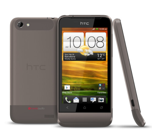 See that chin? It's the HTC One V - HTC Proto could join the HTC One series later this year as a 4 inch version of the One V