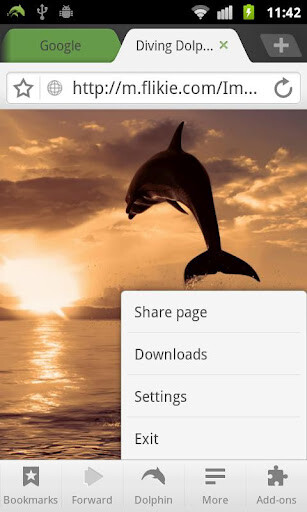 "Dolphin Browser for Android updated – drops ""HD"" from name"