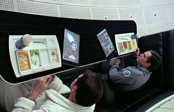 Tablets used in Kubrick's classic film