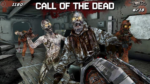 Call of Duty Black Ops Zombies is now available on Android - Call of Duty Black Ops Zombies lands on Google Play, Xperia exclusive for 30 days