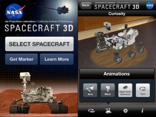 Spacecraft 3D - iOS - Free