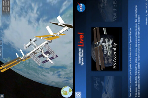 ISS Live - iOS, Android - Free