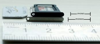 Alleged iPhone 5 SIM card tray seemingly confirms use of nano SIM