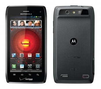 Is Android 4.0 being tested on the Motorola DROID 4?