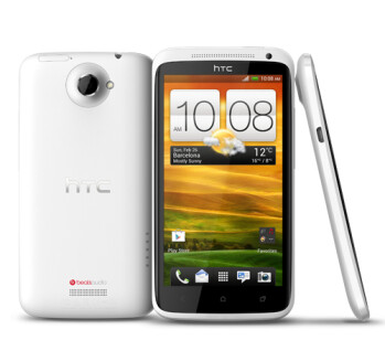 HTC's flagship model