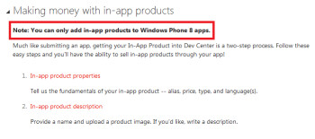Microsoft reveals in-app purchasing is coming to Windows Phone 8