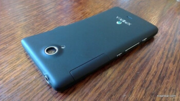 The Sony Xperia T and its 13MP camera