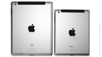 Here is what an iPad mini might look like