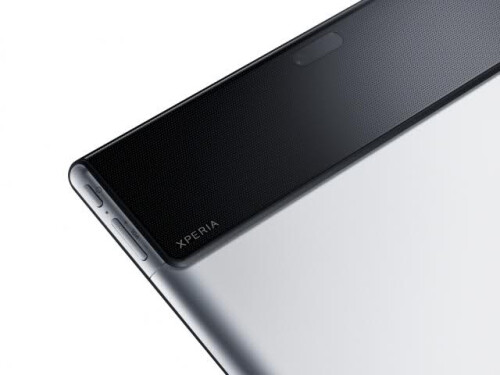 Sony Xperia Tablet leaked images