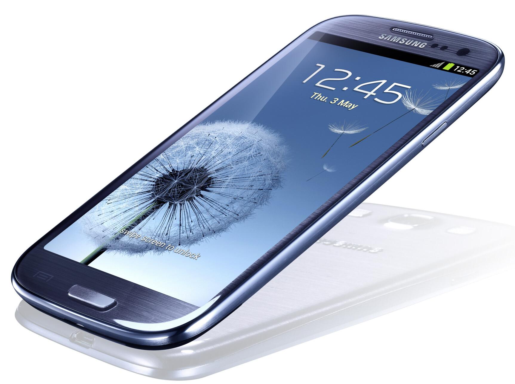 #3 - Samsung Galaxy S III