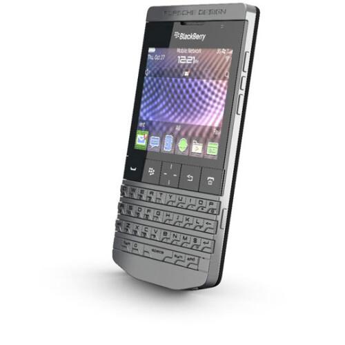 RIM BlackBerry Porsche Design P'9981