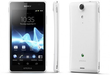 Newly named Sony Xperia TX