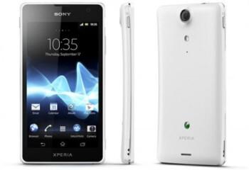 Newly named Sony Xperia TX