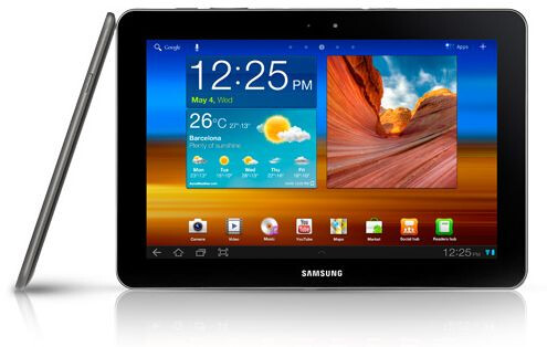 Getting Android 4.0.4 in the States - Samsung GALAXY Tab 10.1 Wi-Fi Android 4.0 update now live in the States