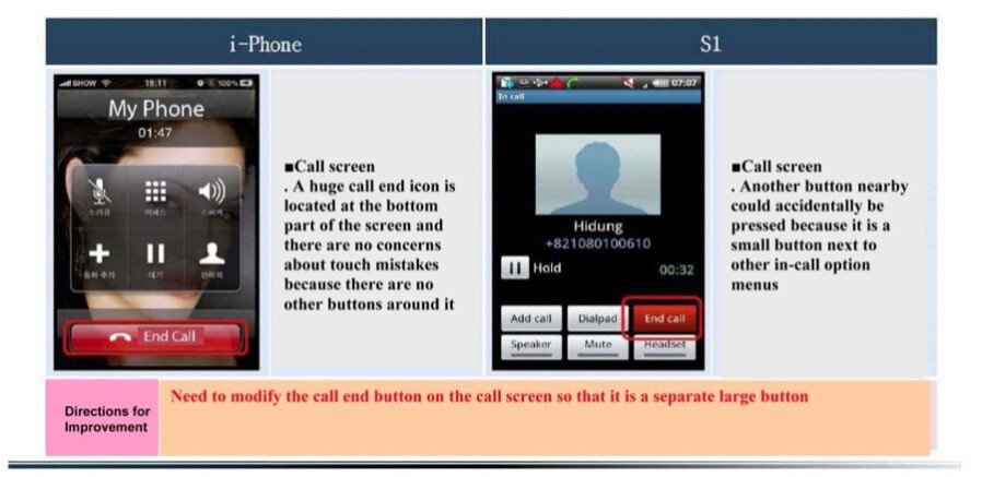 """Samsung exec email from 2010 says """"recognize the standard"""" set by the iPhone, but don't copy it"""