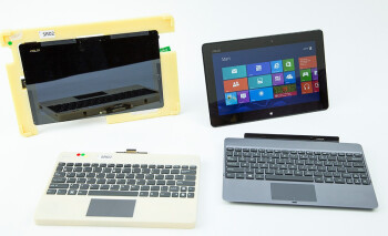 Evolution of an Asus Windows RT device from prototype to retail product