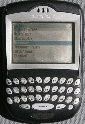 BlackBerry 7270 (2005)