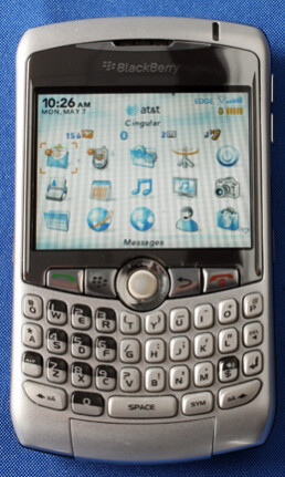 BlackBerry Curve 8300 (2007)