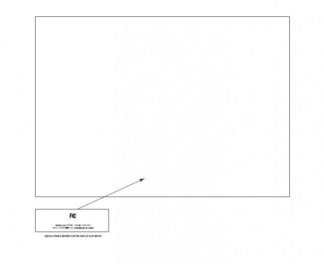 Does this diagram show a 10 inch Amazon Kindle Fire? - FCC filing points to larger 10 inch Amazon Kindle Fire
