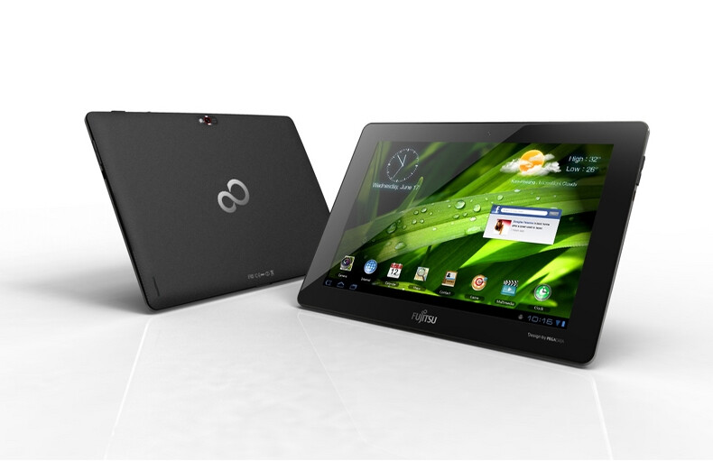 Fujitsu Stylistic M532 is a Tegra 3 Android tablet resistant to the elements