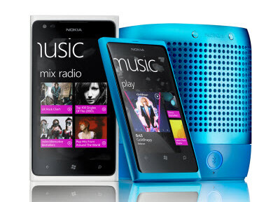 Nokia Lumia 800/900 buyers in the UK can get a free Nokia Play 360 wireless speaker - UK buyers of the Nokia Lumia 800 and Nokia Lumia 900 are entitled to a free speaker
