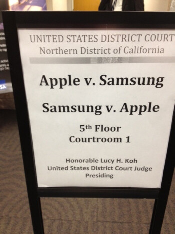 Samsung has rested its case