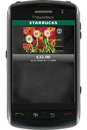 The Starbucks card for BlackBerry app will be disabled after August 28th - Starbucks card for BlackBerry app to be disabled after August 28th