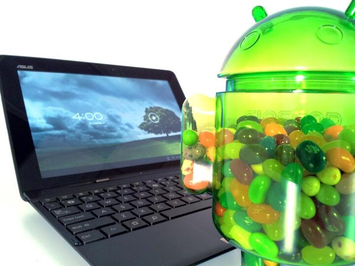 ASUS has started updating its tablets to Android 4.1.1 - ASUS Transformer Pad TF300 gets updated to Jelly Bean