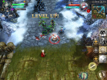 Heroes of Order & Chaos coming to Android and iOS in October