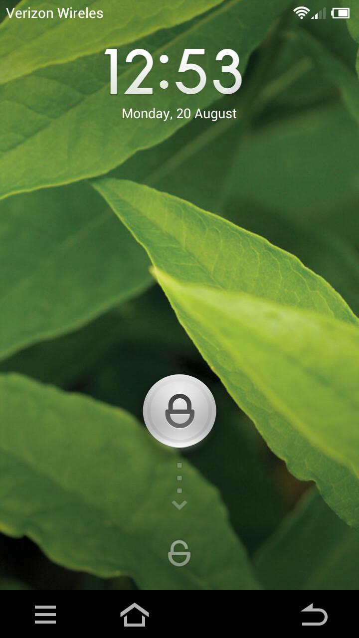 Lock Screen Customizer Android Custom Lock Screen