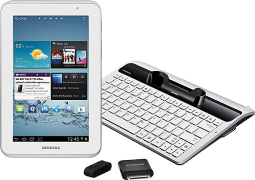 Samsung Galaxy Tab 2 7.0 Student Bundle