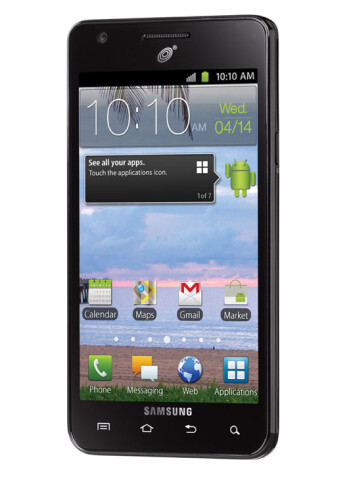 Prepaid Samsung Galaxy S II coming soon to Net10