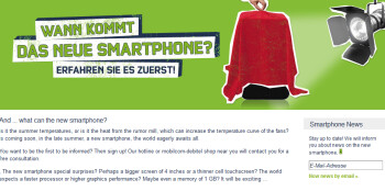 German carrier teases specs of the new Apple iPhone (translated)