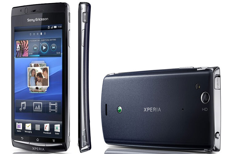 Android 404 coming to Sonys 2011 Xperia lineup