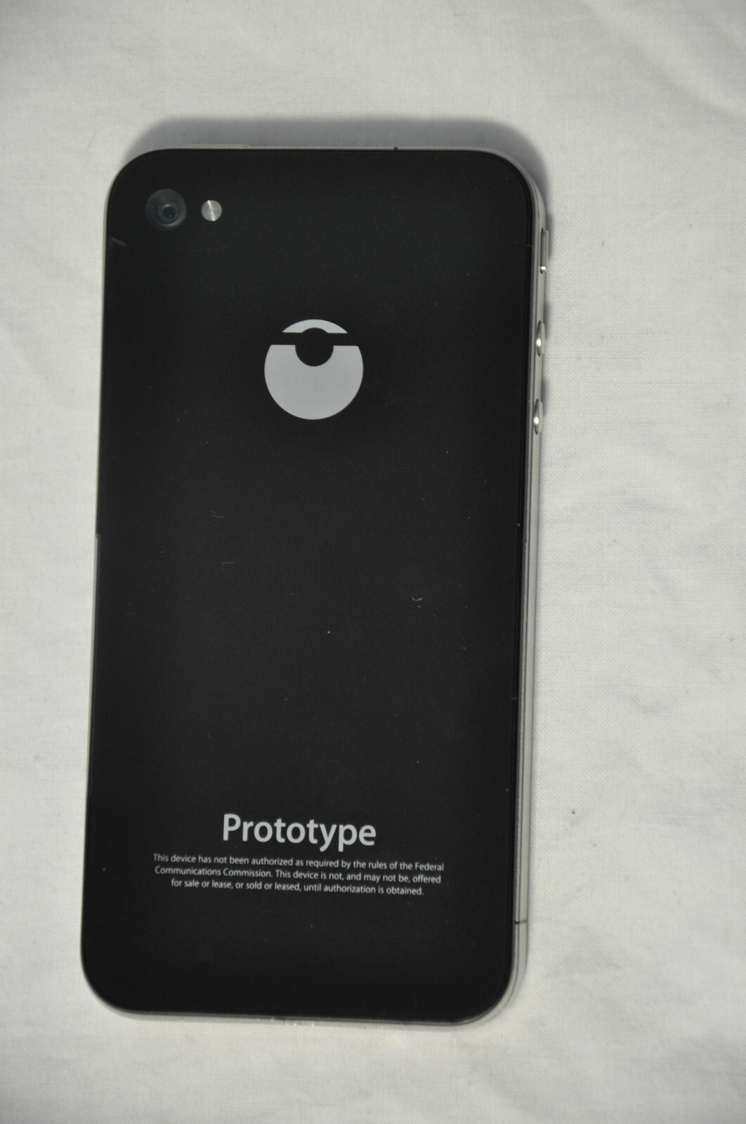 news Rare iPhone  prototype hits eBay yours for id