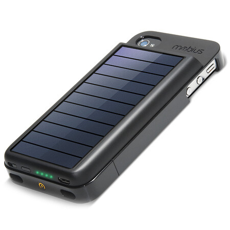 Eton Mobius iPhone 4S Solar Charger