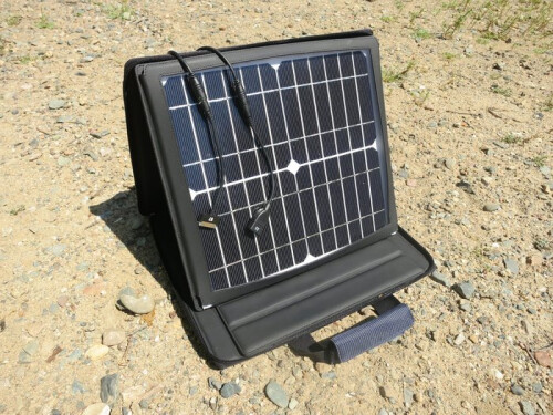 SunVolt Portable Solar Power Station