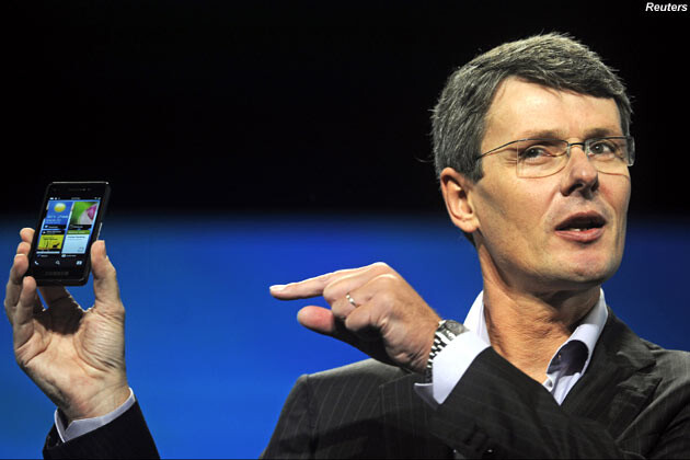 RIM CEO Thorsten Heins is counting on BB10 to turn around BlackBerry - RIM: BlackBerry Enterprise Server 10 will work with current models