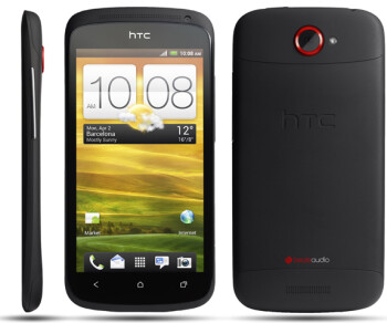 The HTC One S