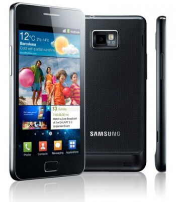 The Samsung Galaxy S II is now banned in South Korea