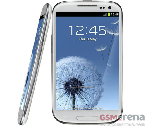 Galaxy Note II mock-up #2