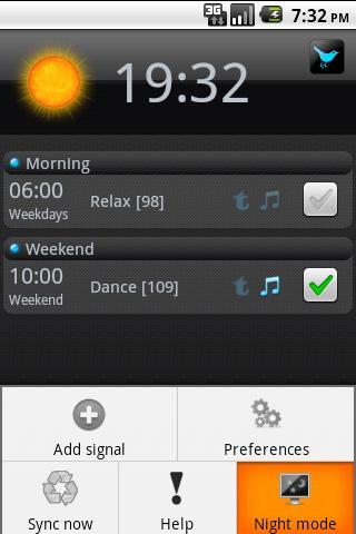 GM Alarm