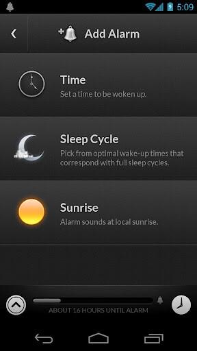 doubleTwist Alarm Clock ($1.99)