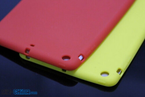 Alleged iPad mini cases