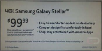 The Samsung Galaxy Stellar has a Starter mode