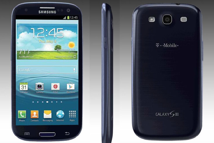 A leaked version of Android 4.1.1 is available for the T-Mobile version of the Samsung Galaxy S III - Leaked Jelly Bean update for T-Mobile's Samsung Galaxy S III